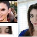 Kendall Jenner Inspired Makeup