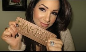 Everyday Look using the (Naked 3) Palette