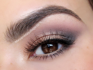 Details: http://www.maryammaquillage.com/2013/07/sweet-n-sultry-cat-eye-smokey.html