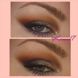 I've been digging into my Glamourdolleyes stash and pulled these colors. I have to say I really like it! Would you wear these colors? I used:  Glamourdolleyes shadows in Reckless,  Facade, Vigilante,  Ancestry.  Urban Decay 24/7 Glide On Eye Pencil in Sabbath.  #glamourdolleyes #GDE #urbandecaycosmetics #Sabbath #Makeup #makeuplook #Beautyshot #beautyproducts #beauty #fall #smokeyeye #eyelook #fashion #blue #glitter #instamakeup #instabeauty #kroze17