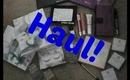 Huge Haul! (Drugstore, BH Cosmetics, and Sigma)