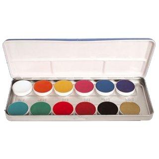 Kryolan Supracolor Palette