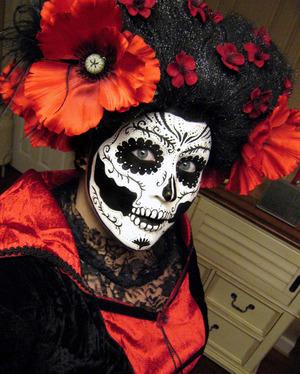My Halloween look : )