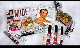 THE BALM Cosmetics; Brand Focus | LetzMakeup