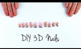 DIY 3D Nails