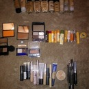 Makeup Collection - Part 2 from December