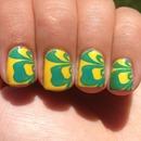 Inkblot Nails