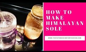How To Make Himalayan Sole