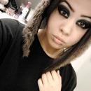 Dark makeup <3