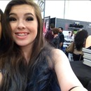 Meeting you tubers at IMATS 2014