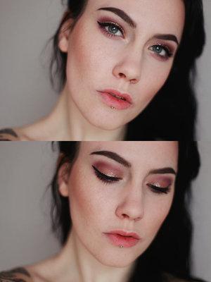 My Makeup Blog: http://paintedladydaily.wordpress.com/