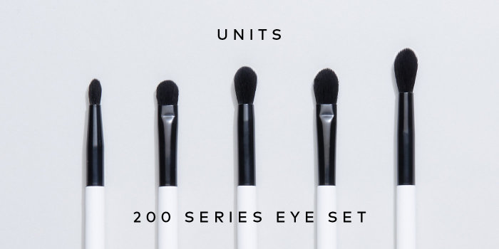 UNITS 200 Series Eye Set is now back in stock. Shop now on Beautylish.com!