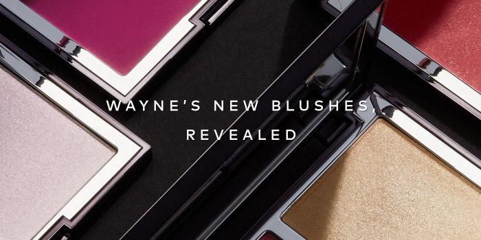 Watch Wayne Goss' reveal video to get a sneak peek of The Weightless Veil Blush Palette here!