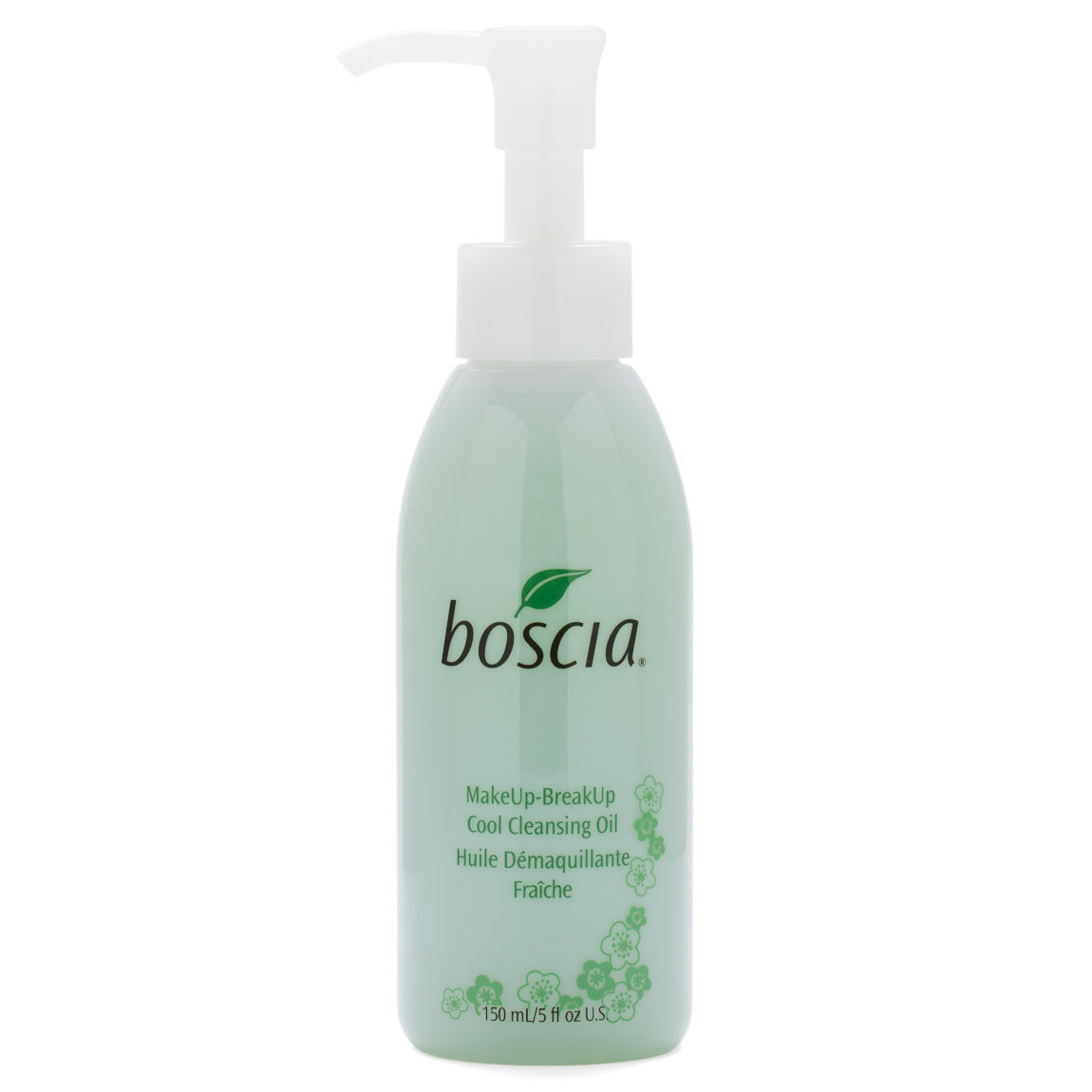 boscia MakeUp-BreakUp Cool Cleansing Oil 150 ml product swatch.