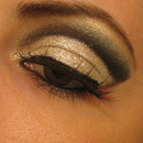 New Years Cut Crease