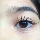 my sisters lashes!
