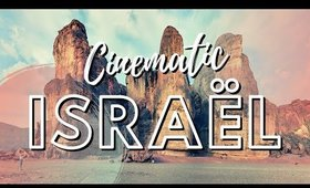 ISRAEL TOUR | [Cinematic Travel Guide Israel 2020] 🐙