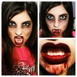 Thirsty vampire ;)