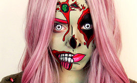 Last Minute Halloween Makeup Ideas