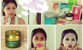 ♡Spa Night Routine♡ makeupbyritz