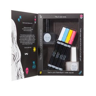 Ciaté Chalkboard Manicure