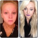 Make up is an incredible invention for the human race