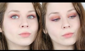 Full Face Of Makeup Using Only a SPONGE Beakey Blender Makeup CHALLENGE | Lillee Jean