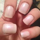 Pearl inspired shellac