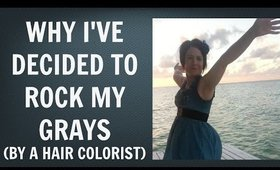 Going Gray - How to Use Color Analysis and Other Questions to Ask to Decide to Go Gray | Go Grey