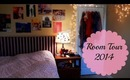 My Room Tour ♥ 2014 | How I Decorate It