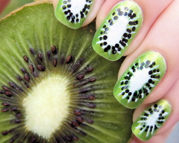 Tutti Frutti Fingertips!