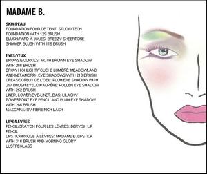 Madame B View 2