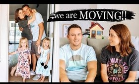 WE ARE MOVING!   Kendra Atkins