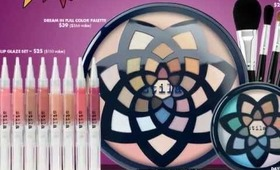 Stila Holiday 2011 Collection