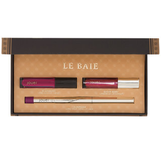 Jet-Set Lip Kit Le Baie