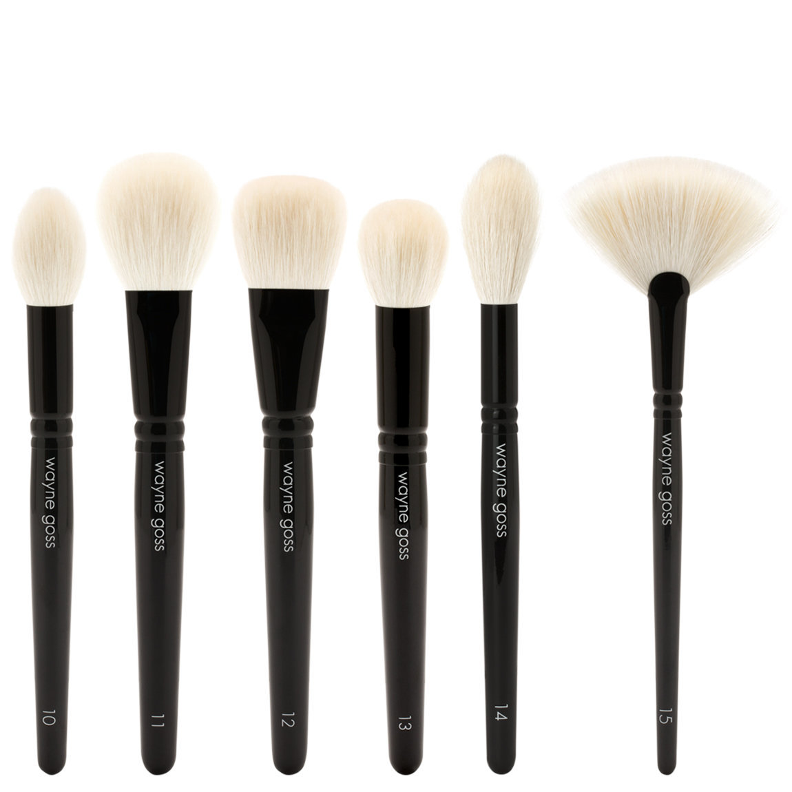 Wayne Goss The Face Set product smear.