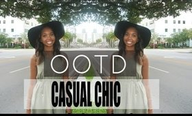 OOTD | Casual Chic