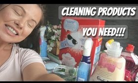 My Favourite Cleaning Products | Danielle Scott