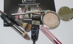 First Look & Demo of IT Cosmetics TSV set for QVC !