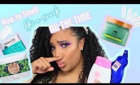 Hygine Routine 2020 | How to Smell Good All The Time |Leiydbeauty