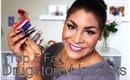 Top 5 Fall Drugstore Lipsticks! ♥