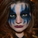Dark Sorceress Makeup