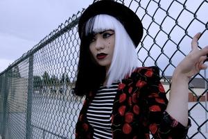 Make Up Artist : Myself Photographer : Asia Khem