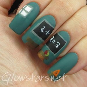 Read the blog post at http://glowstars.net/lacquer-obsession/2015/04/the-digit-al-dozen-does-childhood-the-classroom/