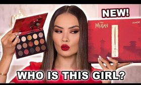 NEW* COLOURPOP X MULAN COLLECTION REVIEW | Maryam Maquillage