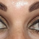 Una Healy from The Saturdays Wedding Inspired Eye Look