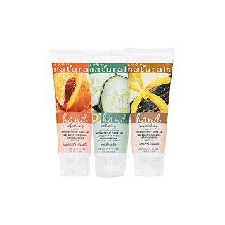 Avon Naturals Antibacterial Hand Gel
