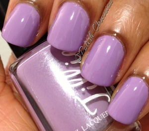 Pastel Purple Creme from the Spring 2013 collection!