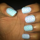 Pastels and Polka Dots