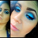 Blue Hawaiian Breeze Make Up